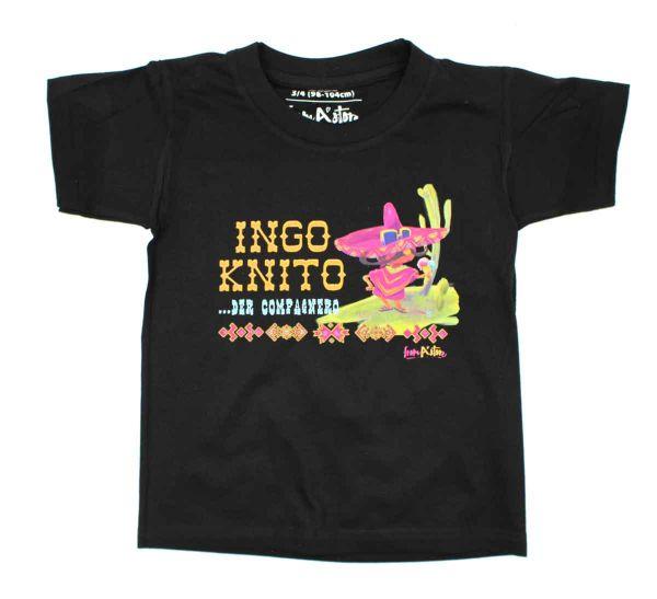 T-Shirt Motiv: Ingo Knito