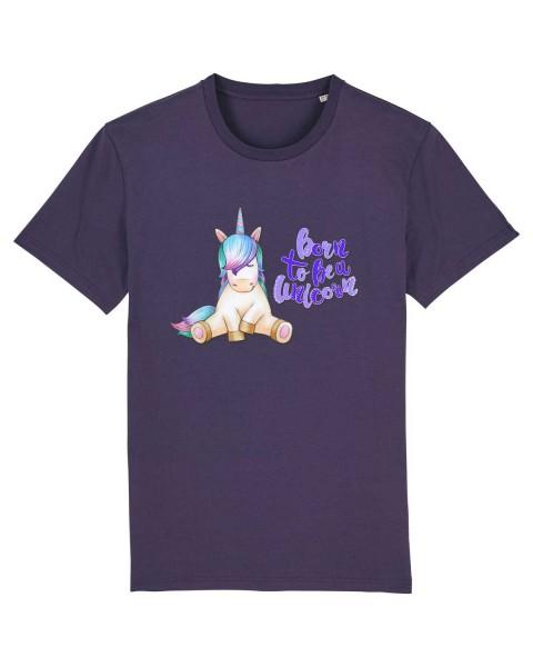 Bio T-Shirt Süßes Einhorn